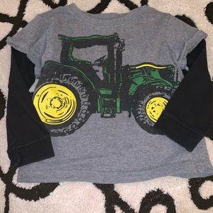 2T John Deere shirt